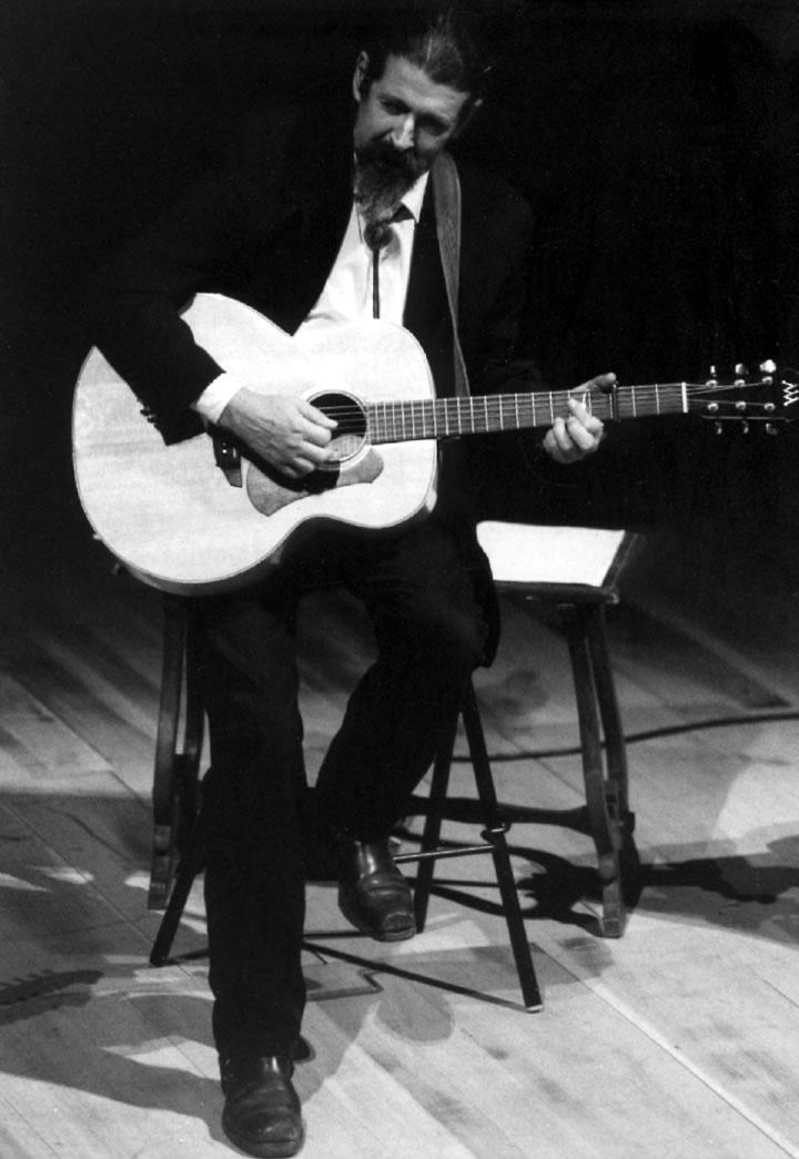 Luigi in concerto a Bevagna