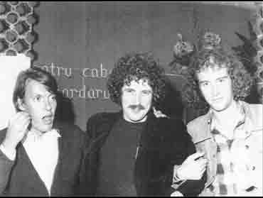 Fabrizio, Luigi, Francesco